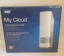 *NEW IN BOX* WD My Cloud 3TB personal cloud storage WDBCTL0030HWT-NESN