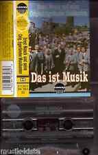 ERNST MOSCH - Das ist Musik > MC Musikkassette , wie NEU