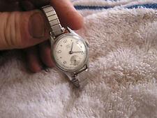 Vintage Dogma 15 Rubis Ancre Wrist Watch Swiss