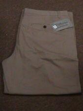 Men's Beige Pants 42 x 30 Heritage Chino Regular Fit Mens Pants Straight Leg
