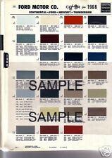 1973 CHEVROLET CORVETTE CHEVELLE BUICK PONTIAC GTO LE MANS 73 PAINT CHIPS MS 3
