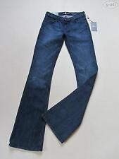 Seven 7 For All Mankind Jeans Hose, Bootcut, W 24/L 34, XXS, NEU ! faded Denim !