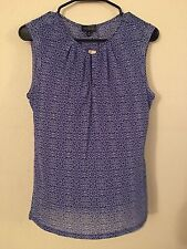 The Limited Ladies Casual Dress Blouse SZ/M