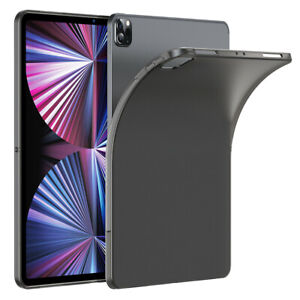 """Clear Case TPU Soft Back Cover For iPad Pro 11"""" 2021 Air 4th 10.9"""" 8th 7th 10.2"""""""