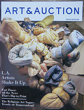 ART & AUCTION MAGAZINE- APRIL 1994