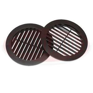 Dometic Circular Air Inlet Grill for Freshwell Under‑bench Air Conditioners 2pcs