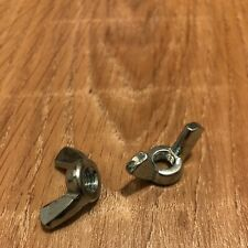 2x Ikea Nut Wing Toolless M6 Steel Furniture Replacement PART # 100726