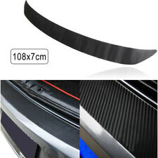 Carbon Fiber Rear Bumper Sticker Trim Protector ForVW Golf MK6 GTI R20 108x7cm 1