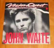 John Waite Poster Flat 1985 Promo 12x12 Vision Quest