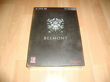 CASTLEVANIA LORDS OF SHADOW 2 BELMONT EDITION BY KONAMI PS3 NEW FACTORY SEALED
