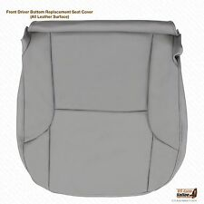 2006 2007 2008 Toyota 4Runner Driver Bottom replacement Leather Seat Cover Gray