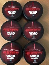 6 X 150 ML FONEX GUMMY STYLING WAX MATTE WITH KERATIN