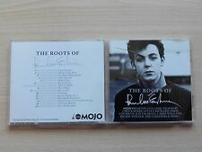 PAUL McCARTNEY – ''THE ROOTS OF...''. CD MOJO. THIS EXCLUSIVE MOJO COMPILATION.