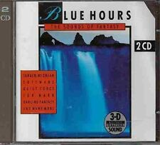 Blue Hours-The Sounds of Fantasy (1992) software, Tangerine Dream, qu [CD DOPPIO]
