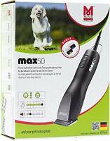 Moser MAX 50 Maquina Cortapelo para Animales,Cabezal de corte de acero precision