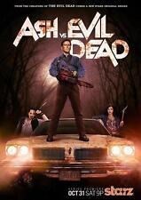 Ash vs Evil Dead A3 Promo Poster 1