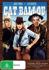 Cat Ballou (DVD, 2016)