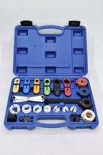 22pc Deluxe A/C Transmission Fuel Line Disconnect tool Set