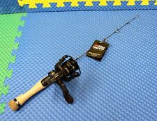 Abu Garcia Rod & Reel Venerate Ice Fishing Combo AVNRTICE23LCBO 1424500
