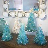 BG_ Starfish Design Luminous Christmas Tree Accessories DIY Home Decor Gift Soci
