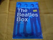 THE BEATLES BOX - 4-BOOK BOXSET OF PAPERBACKS - Alan Clayson - Sealed