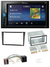 Pioneer 2DIN MP3 USB AUX Autoradio für Opel Combo C Corsa C Tigra Meriva 00-04 m