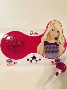 Barbie Karaoke/Sing Along PlayerPre-Owned (2009)