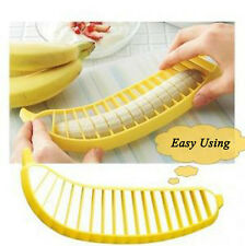 Kitchen Plastic Fruit Divider Banana Melon Watermelon Cutter Slicer Tool