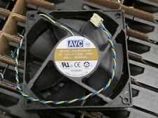 3 Stück AVC DS12025B12U 12V 1.05A 4pin 120x120x25mm Ball Bearing Fan Rechnung