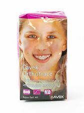 Cavex Orthodontic Alginate Impression Fast Set Fruit Flavor Dust Free 500gr
