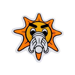 New Custom Chief Keef Glory Glo Gang Emoji Logo Sosa Floor Mat Carpet Rug Yellow