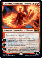 MTG Chandra, Awakened Inferno Core Set 2020 MYTHIC RARE NM/M SKU#300