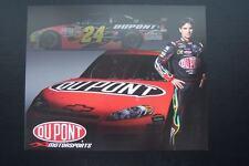 Jeff Gordon NASCAR Hero Card
