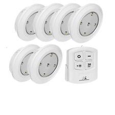 Maclean Energy 6 LED avec télécommande - Maclean énergie MCE165  travail 30 min