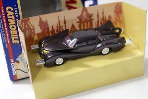 1:43 Corgi 1960´s DC Comics Catmobile Batman