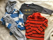 BABY GAP Winter Outfit Lot Batman Fleece Thermal Hoodie Jogger Pants Boys Size 3