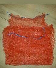 14St. Raschelsäcke Netzsäcke Fruchtsäcke Kartoffelsäcke Netztasche für 12,5dm3