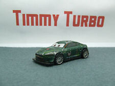 DISNEY CARS 2 NIGEL GEARSLEY ASTON MARTIN DBR9 70 MM LONG