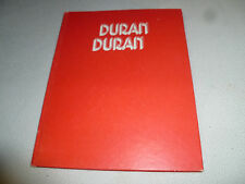VINTAGE 1984 DURAN DURAN PICTURE BOOK COLOR LIBRARY COOMBE BOOKS HARD COVER