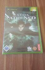 Enter The Matrix - Neu/OVP Microsoft Xbox