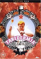 Taxidermia DVD (2013) Csaba Czene REGION 2 UK