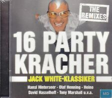 16 Party Kracher + CD + Jack White Klassiker + The Remixes + Fetenhits Stimmung