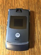Motorola Razr V3 - Gray (T-Mobile) Cellular Phone. Blast From The Past!