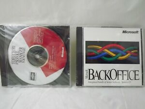 NEW MICROSOFT BackOffice Server Software Version 1.5 + Directory Service Manager