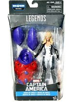 Marvel Legends Captain America Agents of Shield Mockingbird & BAF Red Skull