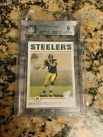 2004 Topps Ben Roethlisberger Rookie Card - Graded 9.0 BGS