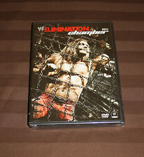 WWE: Elimination Chamber 2011 (DVD, 2011) BRAND NEW