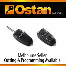 Complete Key & Remote to suit Mazda BT50 UP 2011-2015 (GENUINE)