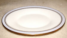 noritake ivory china 7280 ivory and mist gravy boat underplate only
