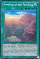 Sonnenaufgang Über Ayers Rock - DRLG-DE020 - Super Rare - 1. Auflage - yugioh